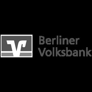Berliner Volksbank Logo Referenzen Firmen