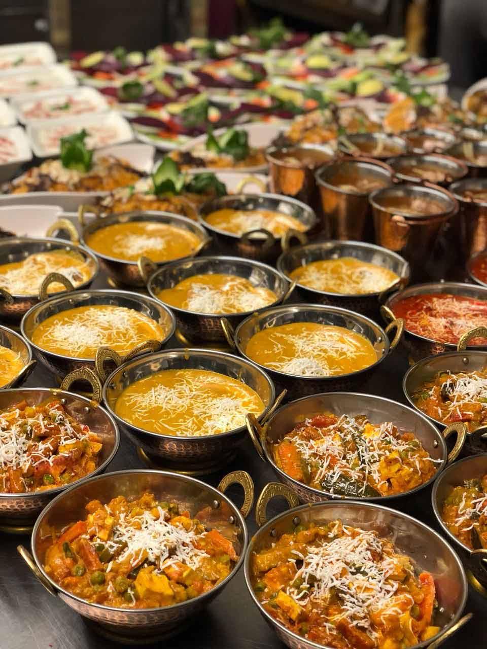 Amrit Berlin Catering indisch Food